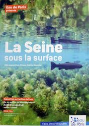 L'affiche de l'exposition. Photo: PHB/LSDP