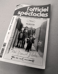 L'Officiel des Spectacles. Photo: PHB/LSDP
