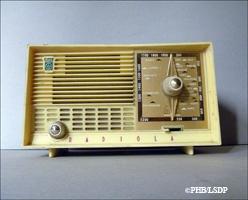 Transistor Radiola. Années cinquante. Photo: PHB/LSDP