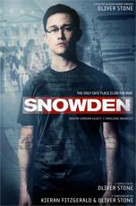 Snowden, l'affiche du film