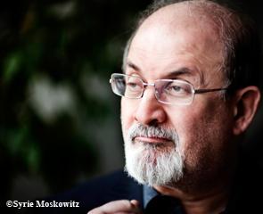 Salman Rushdie © Syrie Moskowitz