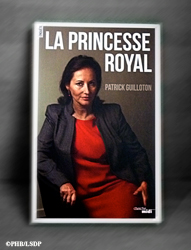 La princesse Royal. Couverture du livre. Photo: PHB/LSDP