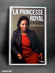 La princesse Royal. Couverture du livre. Photo: PHB/LSDP