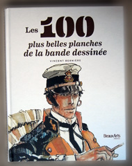 Les 100 plus belles pages de la bande dessinée. Photo: PHB/LSDP
