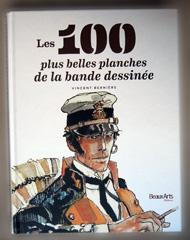 Les 100 plus belles pages de la bande dessinée. Photo: PHB/LSDP