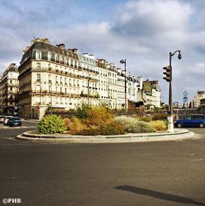 place de l'Europe-Simone Veil. Photo: PHB/LSDP