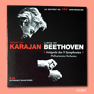 beethoven karajan cd photo: LBM